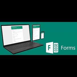 كيفية اعداد اختبارات إلكترونية واستبيانات باستخدام مايكروسوف فورمز