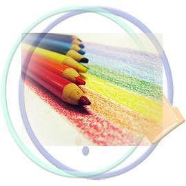 نظرية الألوان للمصممين والمبدعين