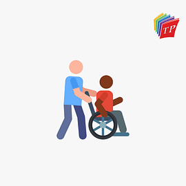 التعامل مع ذويّ الاحتياجات الخاصة