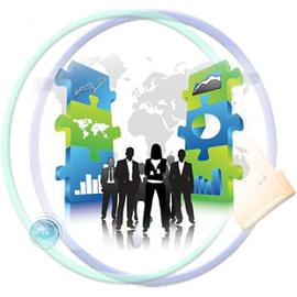 عولمة الإدارة في عصر المعرفة