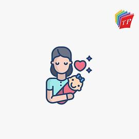 المرأة والطفل