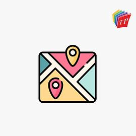 الاوتوكاد والخرائط المساحية