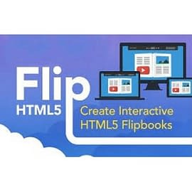 تصميم كتاب الكترونى باستخدام برنامج fliphtml5