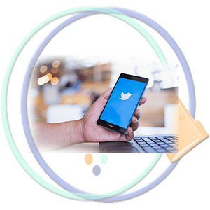 ادارة حسابات الجهات الحكومية على تويتر