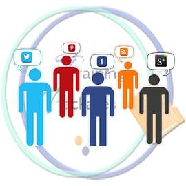 أخصائي الإعلام الاجتماعي
