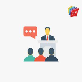 إدارة الفعاليات والمؤتمرات والمعارض