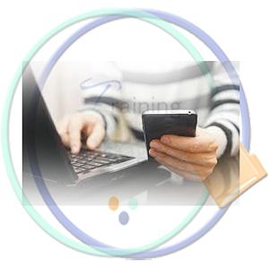 إدارة الأعمال في مجتمع إلكتروني