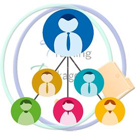 تصميم المنظمة من الإستراتيجية إلى الهيكل